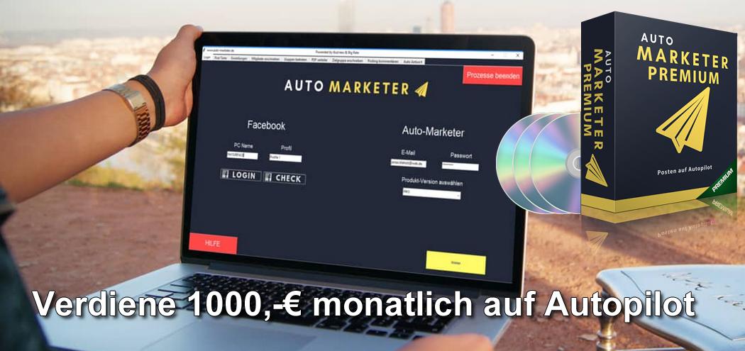 Auto-Marketer PREMIUM